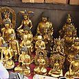 Buddhaverkauf, China (Peking)