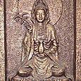 Buddha Wandbild, China