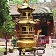 Stupa, China