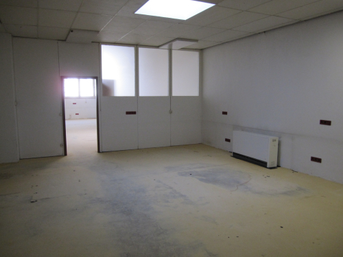6 Raum mit Dekcenlicht