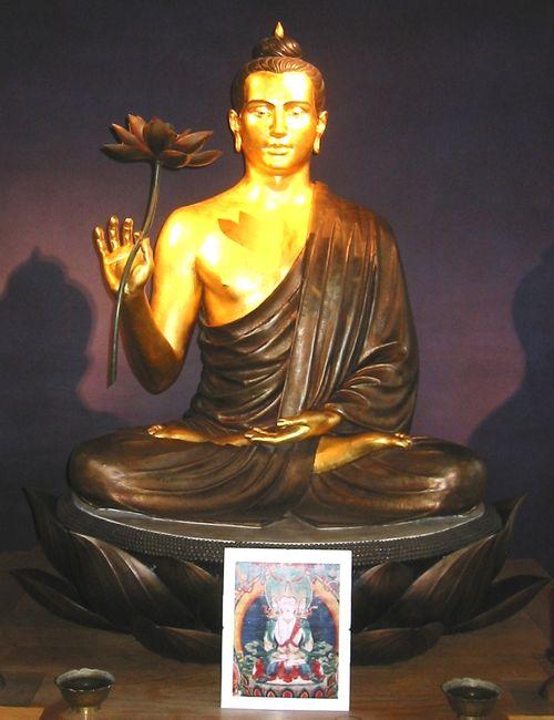 Buddha, Deutschland (Essen)