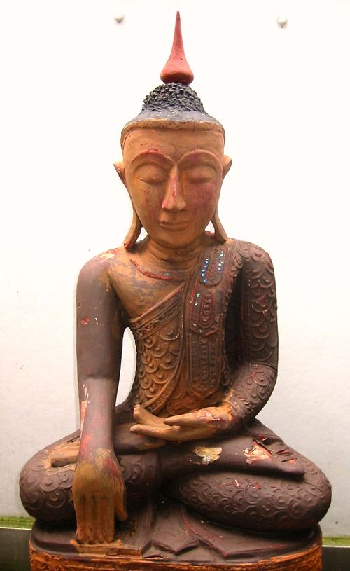 Buddha, Myanmar