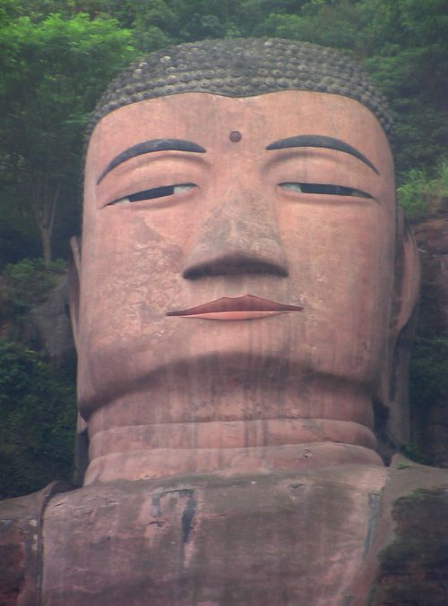 Buddha, China (Leshan)