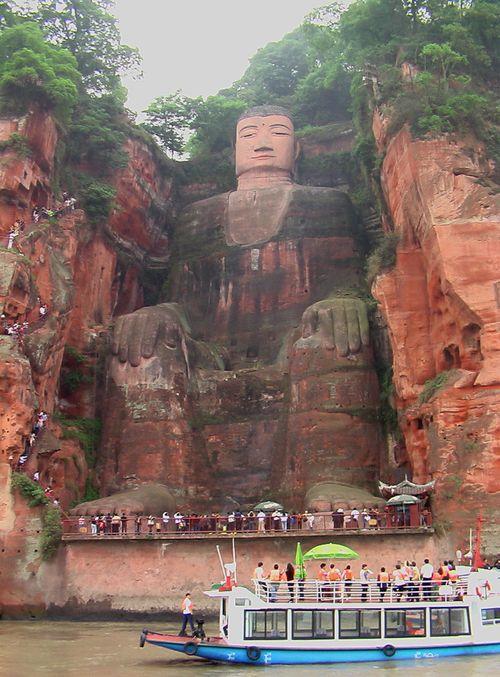 Buddha, China (Leshan)