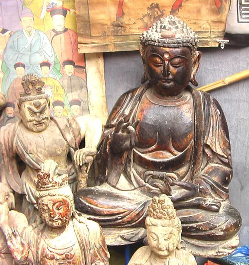 Buddha, China (Peking)