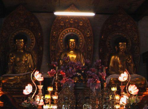 Buddhas, China (Guangzhou)