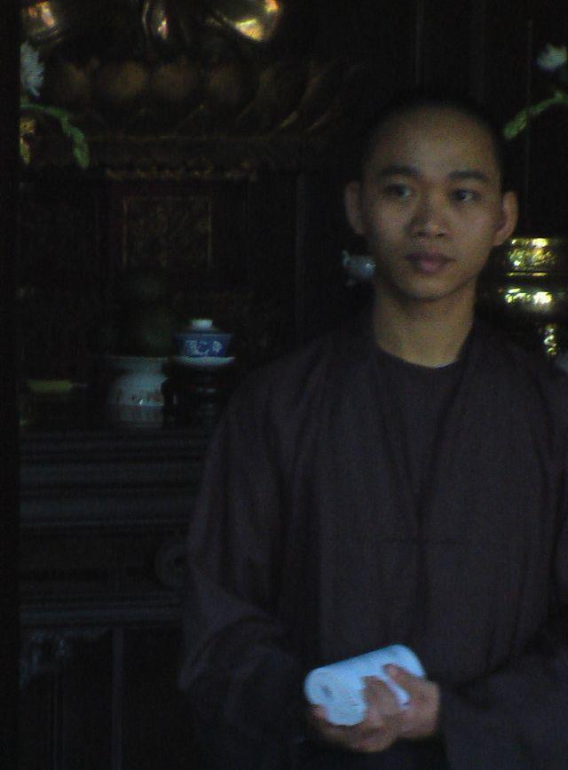 Mönch, Vietnam