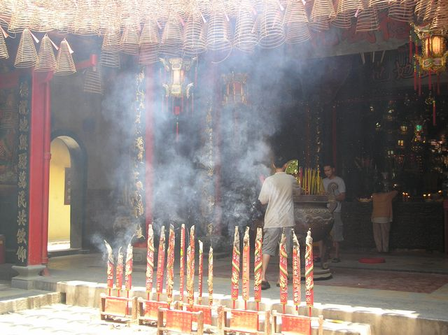 Tempel, Vietnam