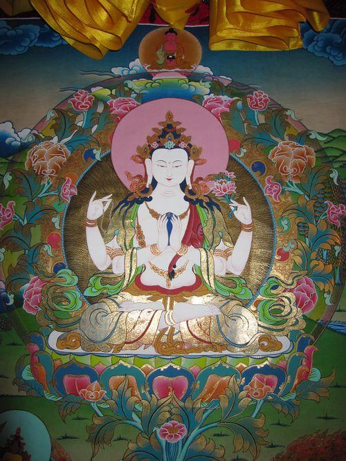Avalokitesvara / Tschenresi
