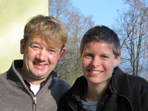 Claudia und Werner